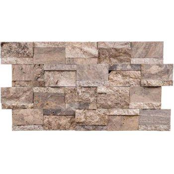 21x30 Silver Line Bricks Panel Patlatma Taş Tuğla