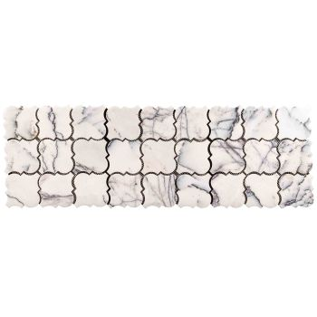 10x10 Leylak Arabesk Mozaik