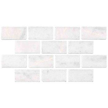 1x7.5x15 Beyaz Tuğla