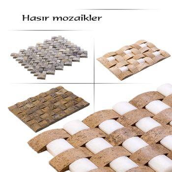 Hasır Mozaik Taş