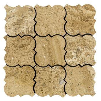 10x10 Noche Clover Mozaik