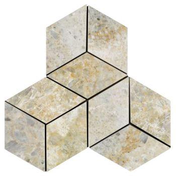 10x10 Ice latitude Mozaik