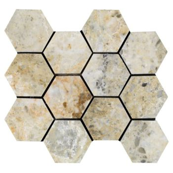 10x10 Ice Grand Hexagon