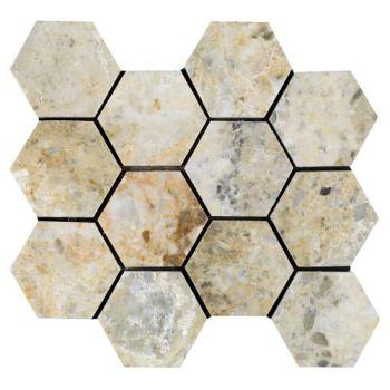10x10 Ice Grand Hexagon