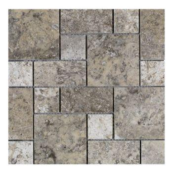 Silver Pattern Set Mozaik