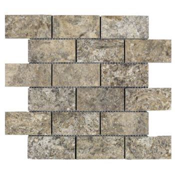 4.8x10 Silver Mozaik