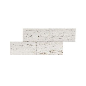 10x20 Travertine Sandblasting Mozaik