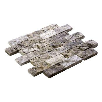 4.8x10 Silver Eskitme Patlatma Taş